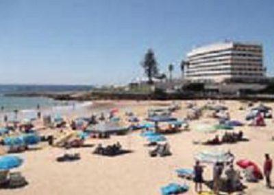 plett central beach